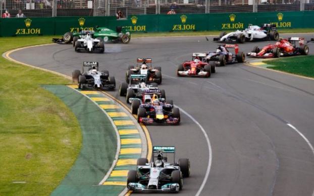 F1 - Australia